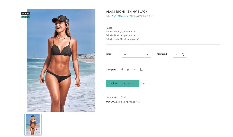 tienda online perú